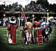 Pow-wow by brittneeann