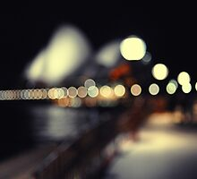 Blurry Opera House by Kevin Leung