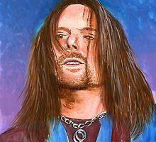 Ricky Phillips of Styx by bernzweig