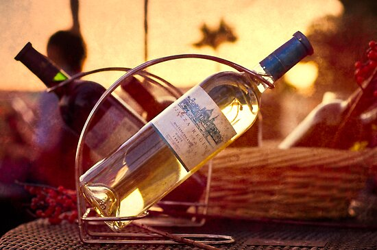 Wine in the Sun by Jakov Cordina