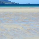 The beach, Balnakeil Scotland by Mishimoto