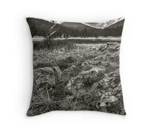 Menalo Throw Pillow