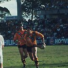 Steve Roach Final Game - Balmain Tigers by DamienGarth