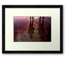 Kingdom of Rust II Framed Print