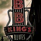BBKing's by Phillip M. Burrow