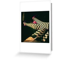 CHESSICA CLASSICA Greeting Card