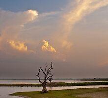 Amarapura Sunset by quotidianphoto