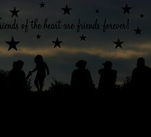 Friends of the Heart by Brandy Bentz-Jackson