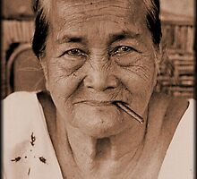 Philippine Lola by Chet  King