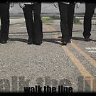 walk the line by Chelsey Krause