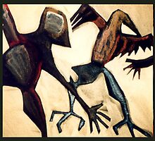 crow dance by arteology