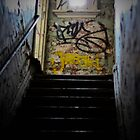 up the stairs to your left by samkoh