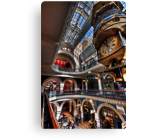 QVB angles Canvas Print
