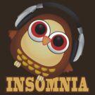 Insomnia Owl by pepperdoll