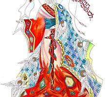 King of glory by Aleonart