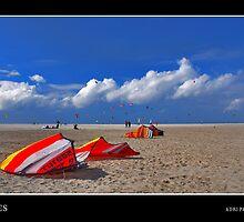 Kites by Adri  Padmos