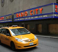 Radio City by Diego Marando