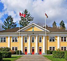 Municipal Hall by MaluC