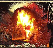 "xiiiG ""salamander second stave"" i2 iii1 _savedfromthefire by artbyangela"