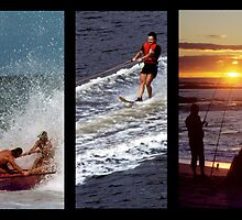 Summer Pastimes In Australia by Eve Parry