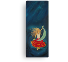 13. Blissful Ignorance - Lil Jouer Canvas Print