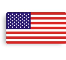 USA, national id Canvas Print