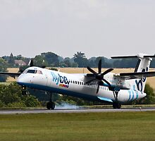 Bombadier Dash 8 Q400 by Hertsman