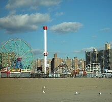 Coney Island by gailrush