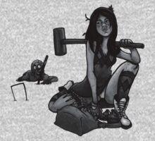 Zombie Croquet by Joshua Niczynski