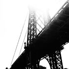 Manhattan Bridge by Ravia Khatun
