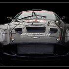 Aston Martin DB9R by Gordon Calder