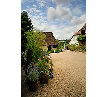 Orchard Cottage Photographic Print
