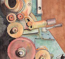 Gears by Ken Powers