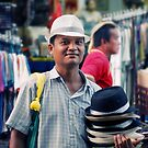Hat Seller by nicholaspr