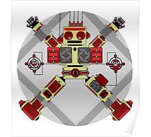 Robot Programme Update Poster