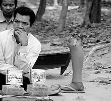 Land Mine Victims of Cambodia by Critical  Vision