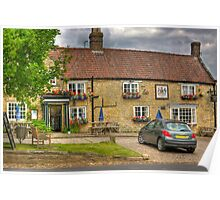 The Fauconberg Arms - Coxwold,North Yorkshire. Poster