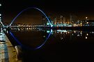 Millennium Reflections in the Tyne by David Lewins
