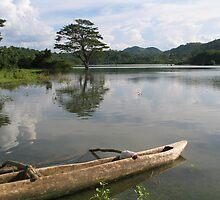 Nalanda Lake, Sri Lanka by jaycraft