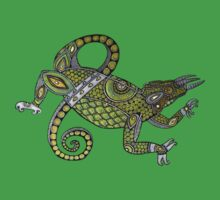Karma Chameleon Tee by Lynnette Shelley