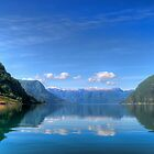 Norway Fjord by averynkh