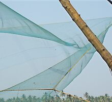 Chinese Fishing Net by A Leung