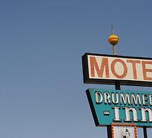 Motel by Karyn  Kelbaugh