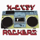 X-CITY ROCKERS by ANewKindOfWater
