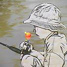 Here Fishy Fishy Fishy by Pat Moore