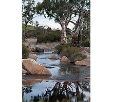 Reedy Creek waterfall Photographic Print