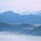 Sungei Lembing Sunrise by averynkh