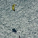 The Kiteboarder by Damien O'Halloran