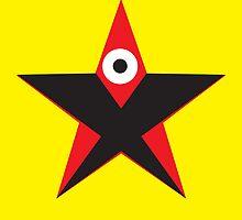 Star Boss, Techno Star, Tattoo Star by yoso-tattoo