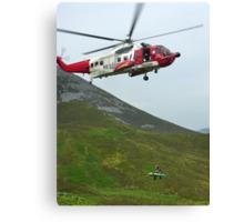 Rescue 118 Canvas Print